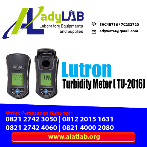 Turbidity Lutron TU-2016
